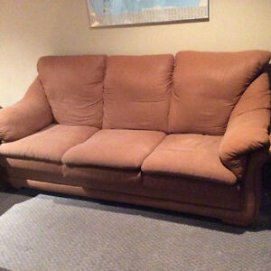 Sofa + causeuse - sofa & love seat