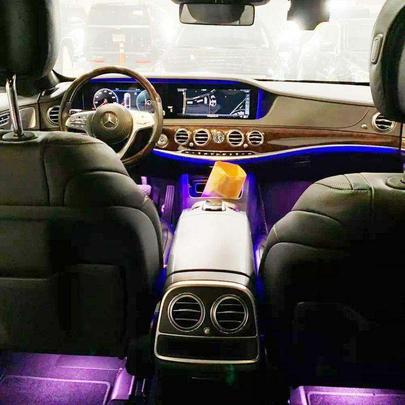 Image 5 Voiture Européenne d'occasion Mercedes-Benz S-Class 2019