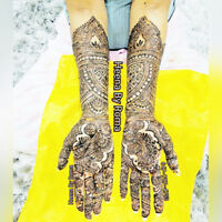 Heena Artist @ Affordable Henna Price - Mississauga