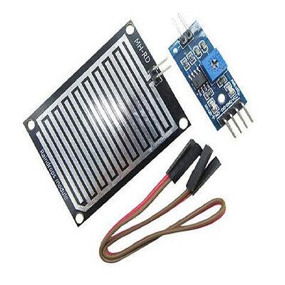 5pcs Raindrops Detection Sensor Module Rain Weather Module Humidity For Arduino