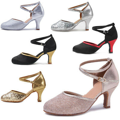 Brand New Ballroom heeled Latin Dance Shoes Modern for - Modern Shoes For Girls