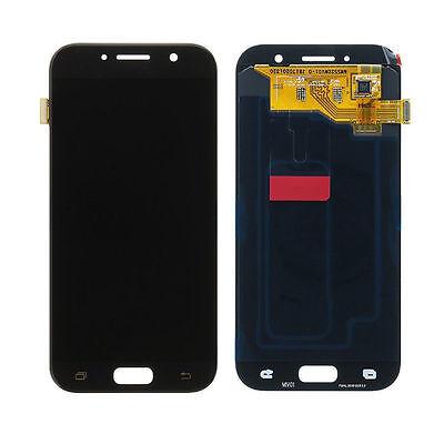 Samsung Galaxy A5 2017 A520 LCD Demonstrate Screen Touch Screen Digitizer - Black