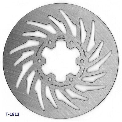 Aprilia RS4 125 2011-, Bremsscheibe, D=218/57mm, 6-Loch, hinten