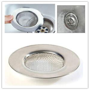Cucina in acciaio inox bagno filtro per lavello scarico a - Scarico cucina e bagno insieme ...