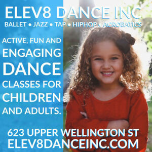 July Kids Summer Dance Programs