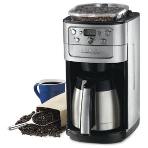 Cuisinart Automatic Grind Brew 12 Cup Coffeemaker