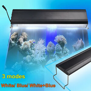 aquarium fish tank over head led smd lamp light white. Black Bedroom Furniture Sets. Home Design Ideas