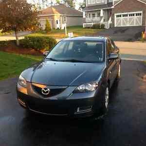 2009 Mazda Mazda3 GS Sedan