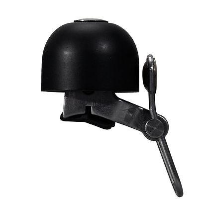RockBros Cycling Bicycle Bike Handlebar Ring Stainless Steel Bell Black