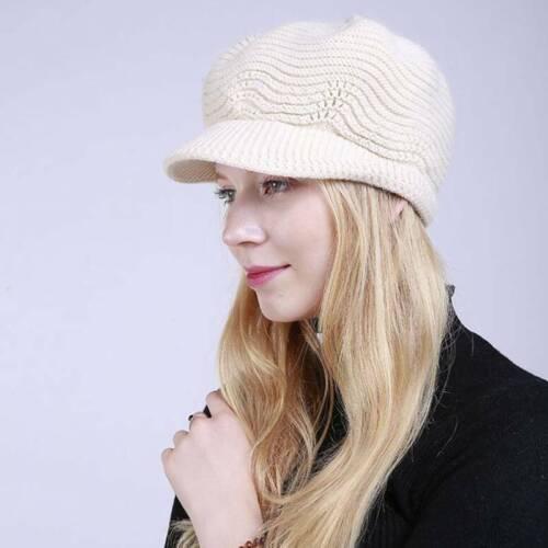 Women Wool Felt Cloche Hat for Winter Hat Ladies 1920s Vintage Warm Cap Shan