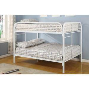 Awesome Bunk Bed Deals From IFDC! Full/Full Transitional Bunk - Budget Price!