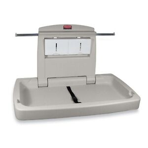 Rubbermaid Sturdy Station Changing Table à Langer