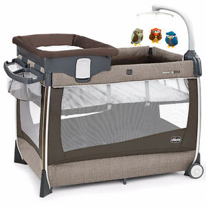 Chicco Lullaby Magic Lilla 3 Stage Portable Playard Baby Playpen