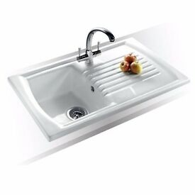 Kitchen sink - Blanco ceramic sink - brand new