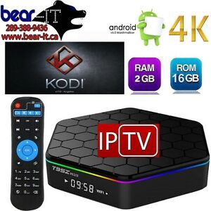 Android 6 Smart TV Media Player T95Z Plus 2G/16G WiFi 8-Core