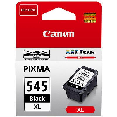 Canon PG-545XL Tinte schwarz 15 ml für 400 Seiten Tintenpatrone NEU