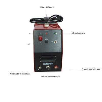 Soldering Seam Cleaning And Polishing Tig Welding Washing Machine New Arrival