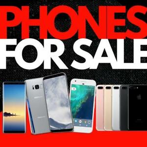Buy and Sell New or Used Smart Phones! Purchase Locally With a Trusted Retailer.