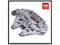 Brand New Lepin 05007 (compatible with Lego 10467) Millennium Falcon Star Wars Model XMAS gift
