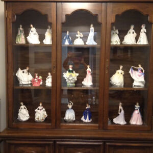SOLD!! You missed out on this Royal Doulton Collection!