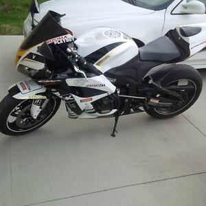 2007 CBR RR fast