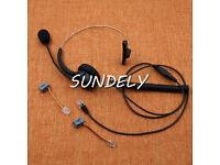 CIS-108 Headset for Cisco 7940 7941 7960 7961 7970 7971 8941 8945 8961 9951 9971