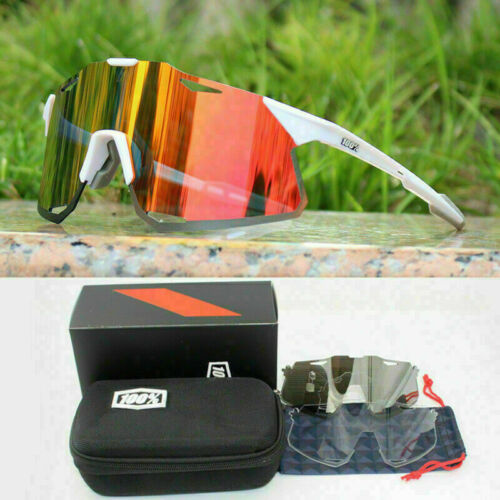 100% polarized riding glasses bicycle goggles driving sunglasses UV400