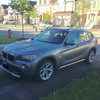 2012 BMW X1 Lease Take-Over