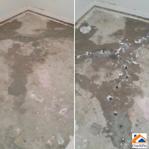 Permanent Foundation Crack Repair, Insured, WCB covered Edmonton Edmonton Area image 8