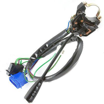 Indicator Stalk Assembly Black For Kit Car