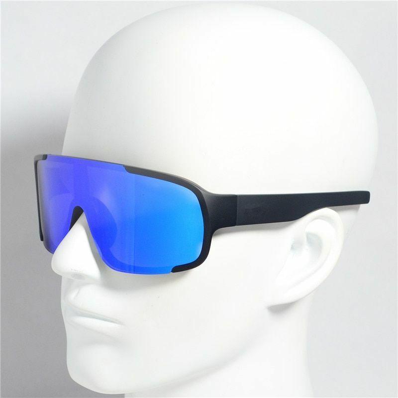 Polarized Sports Cycling Sunglasses Bike Goggles Ciclismo Ey