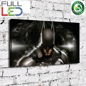 Cadre lumineux au DEL Batman