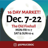 Spruce Bog Christmas Boutique 16 Day market