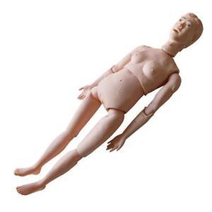 Nursing Manikin Anatomical Human Patient Care Manikin Model Nursing Training 220102
