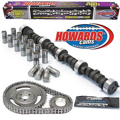 - HOWARD'S 1800-5600 RPM SBC Rattler™ 281/289 480