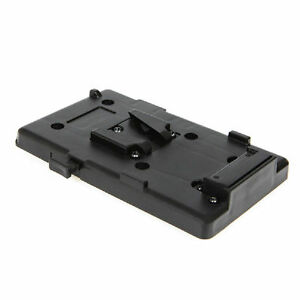 Battery-Back-Pack-Plate-Adapter-for-Sony-V-shoe-V-Mount-V-Lock-Battery-External