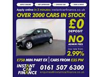 Toyota Aygo Hatchback 1.0 Manual Petrol BAD / GOOD CREDIT CAR FINANCE