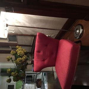 Gorgeous chair - pink