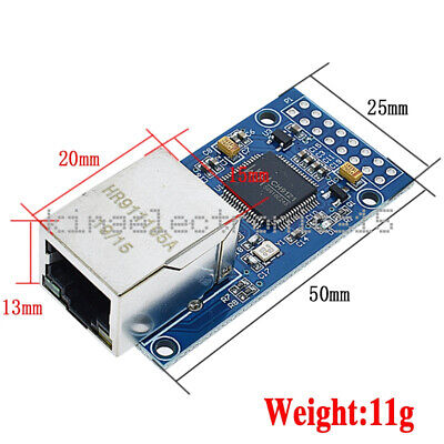 1pcs Ch9121 Serial Port To Ethernet Single Chip Microcomputer Networking Module