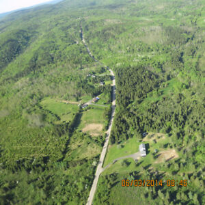 250 ACRES OF WOODLAND AT QUIRK ROAD NEAR SUSSEX, NB