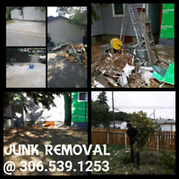 Junk Removal - Starting at $35