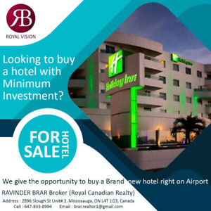 Hotel For Sale!!!