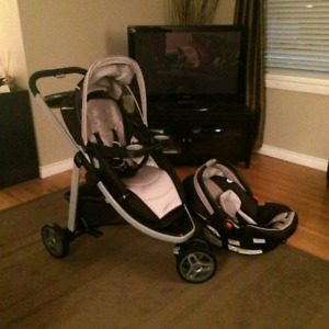 Graco Modes Sport travel system $350 firm ajax