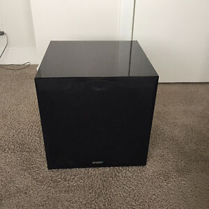 Energy EXL-S12 Powered Subwoofer