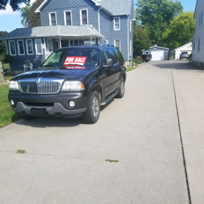 2005 Lincoln aviator reduced
