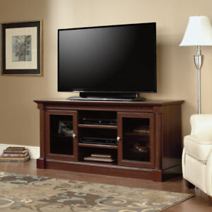Sauder TV Stand and Credenza