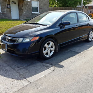 2008 Honda Civic LX, 5 spd