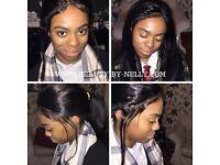 AFRO HAIRDRESSER HAIR DRESSER (CROCHET BRAIDS, WEAVES, STYLING & FRINGE CUT) Adult& Kids