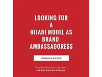 Interested in (paid) Modelling with Hijab?