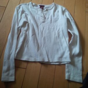 Size 8 Girls Long Sleeves and Sweaters and Jacket